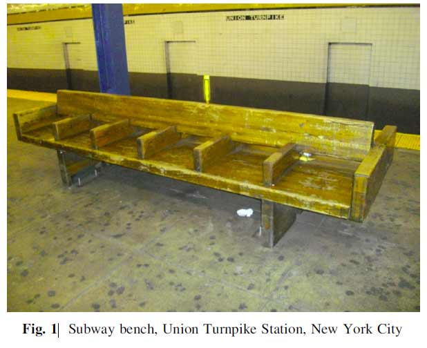 Bench-Subway-Bench